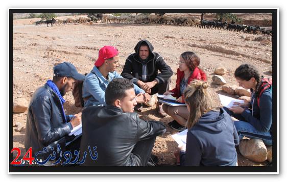 تارودانت: مكانة الراعي في المجتمع المغربي موضوع لقاء تحسيسي وتكويني في الجماعة الترابية لتافنكولت