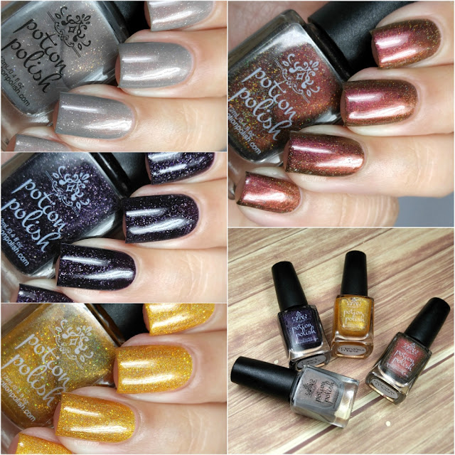 Potion Polish - Hoodies and Hayrides Fall 2016 Collection (Partial)
