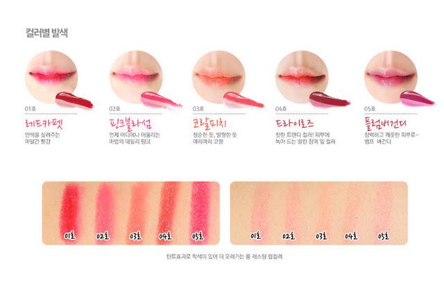 Skin79 Two Tone Gradation Tint Balm Color