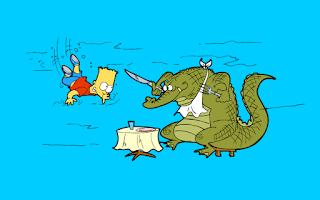 Bart Simpson Island Escape - Jugado y Resuelto!