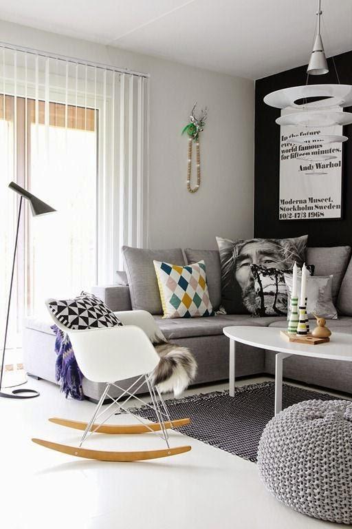 30 ideas de decoracin de salas pequeas modernas con fotos