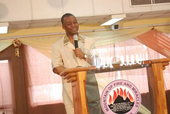 Girls who swallow sperm are cannibals - Mountain of Fire founder