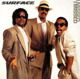 Surface – I Missed (VLS) (1988)