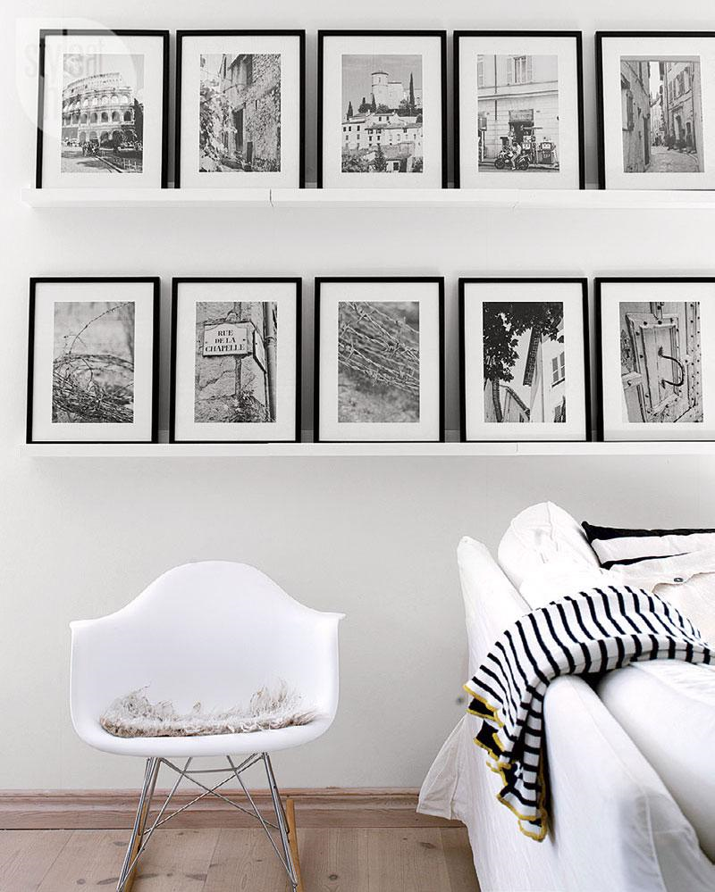 Beautiful Tip Your entry way is the first thing that guests see when they visit your home make a weling and stylish decor statement by creating a wall gallery
