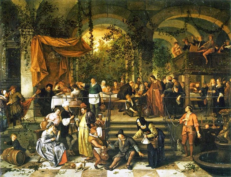 Wedding Feast At Cana.Patrick Comerford The Wedding At Cana Promises Us That The Best Is