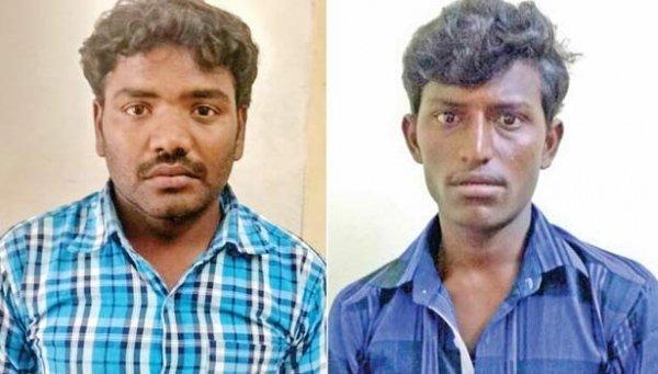 தர்மபுரியில் 30 மாணவிகளிடம் உல்லாசமாக இருந்த மூன்று பேர் கைது