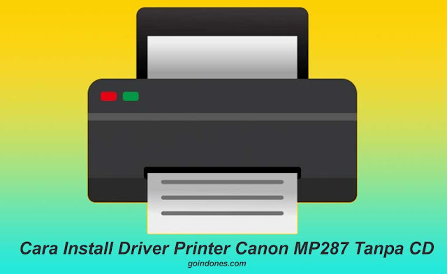 driver canon mp287