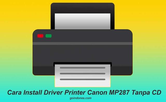 driver canon mp287