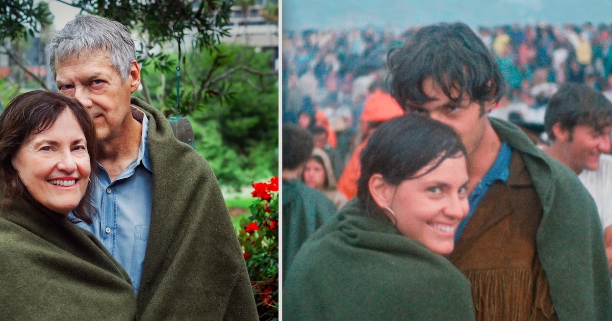 Couple Recovers Woodstock Photo 50 Years After It Was Taken To Mark The Beginning Of Their Relationship