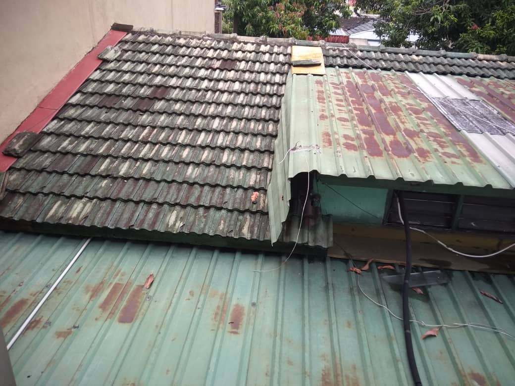 Bung Atap Rumah Dimakan Anai