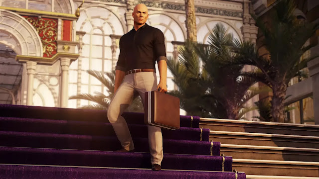 GAME IN THE SERIES HITMAN 2