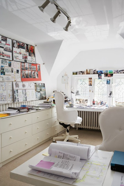 New England Fine Living Photos Of Beautiful Work Spaces