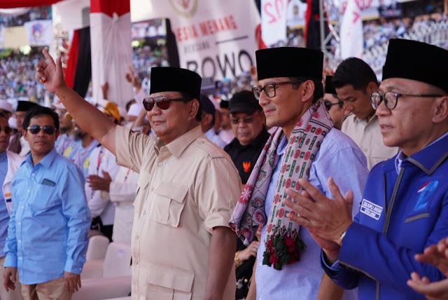 Konsolidasi di Hambalang, BPN Bantah Kabar Prabowo Sakit