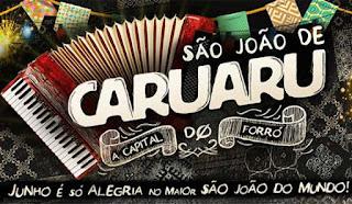 Agenda de Shows 2017 São João Caruaru Mês Junho