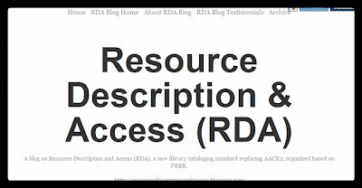 RDA Blog on Tumblr