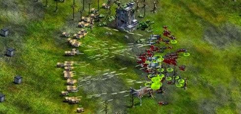 war commander , العاب حرب
