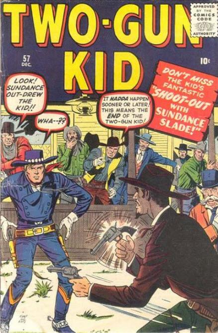Two-Gun Kid 57