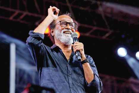 Superstar Rajinikanth scheduled to arrive in Darjeeling hills