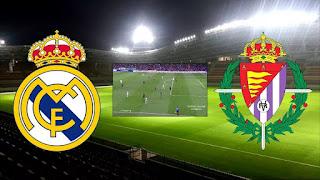 Вальядолид – Реал Мадрид  смотреть онлайн бесплатно 10 марта 2019 прямая трансляция в 22:45 МСК.
