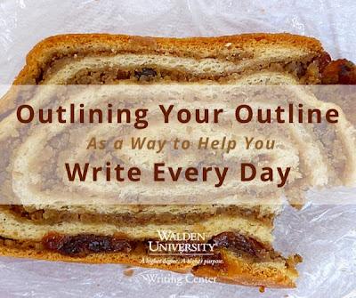 Outlining Your Outline | Walden Writing Center Blog