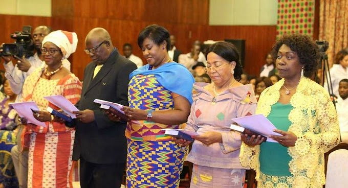 GBC's Francisca appointed Ghana's High C'ssner to Kenya