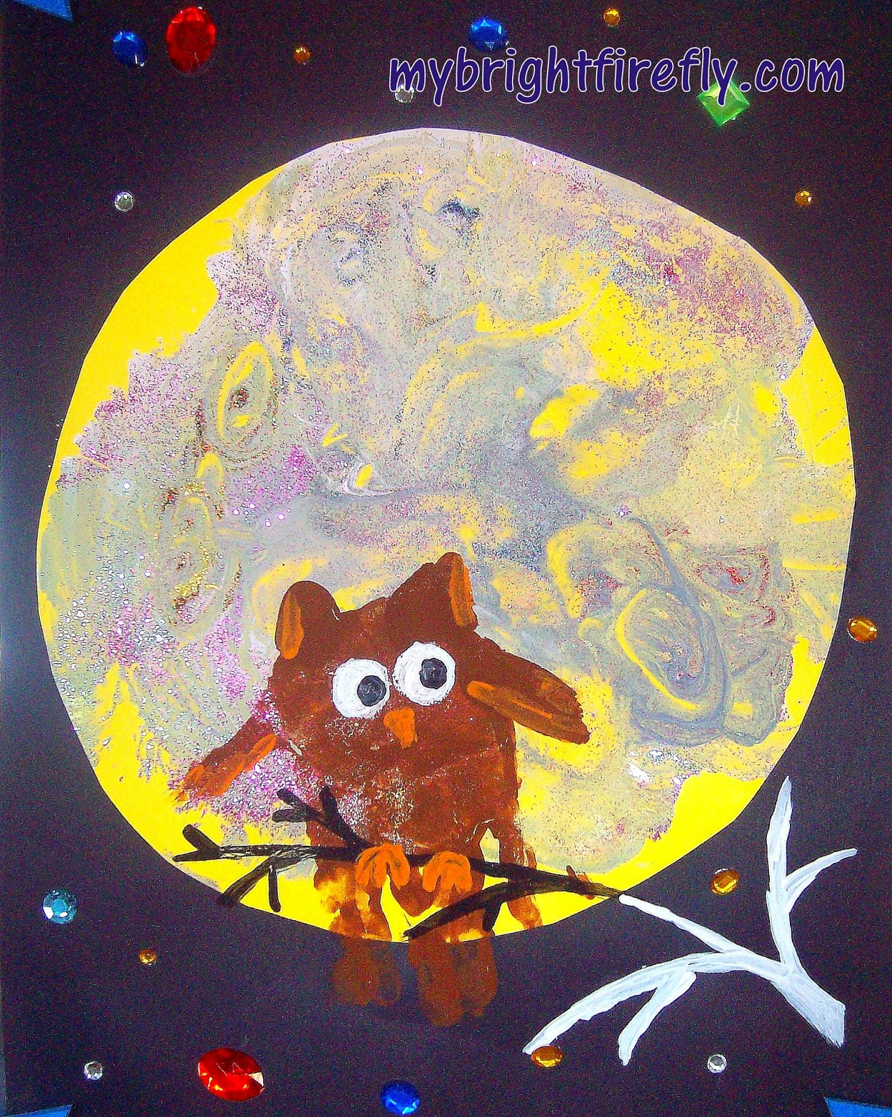 My Bright Firefly Nocturnal Animals Preschool Activities