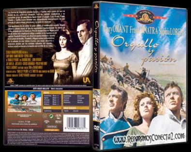 Orgullo y Pasión [1957] Descargar y Online V.O.S.E, Español Megaupload y Megavideo 1 Link