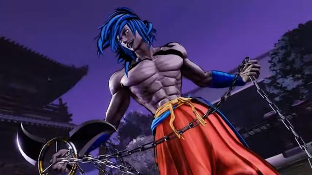 Samurai Shodown Next DLC Character Basara Releases October 15