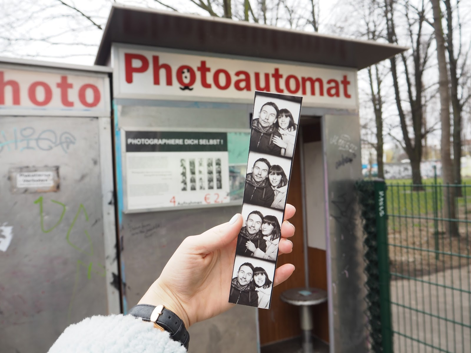 Photoautomat photobooth in Berlin
