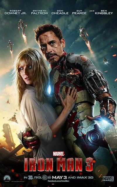OCIO EN CASA - CINE - Iron Man 3 1
