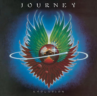 Journey - Too Late From Evolution Album (1980)