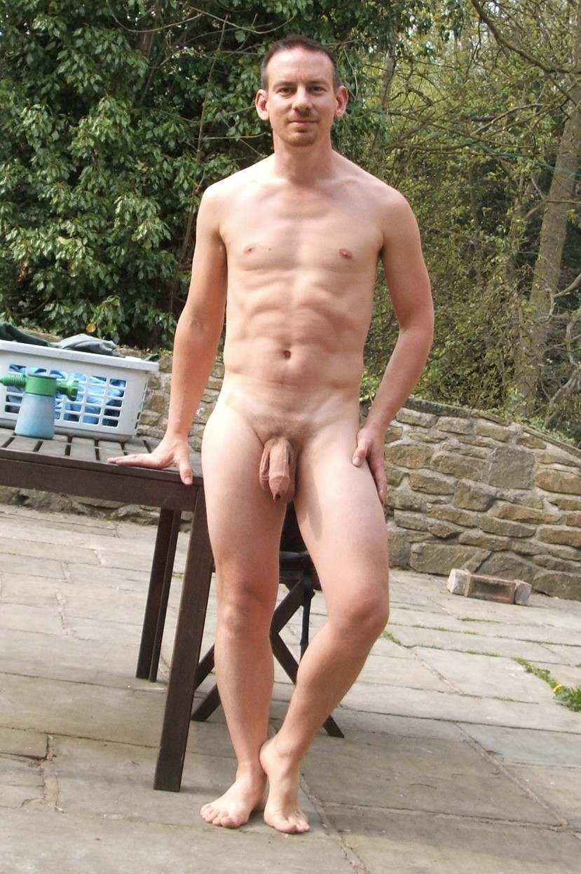 men amateur naked