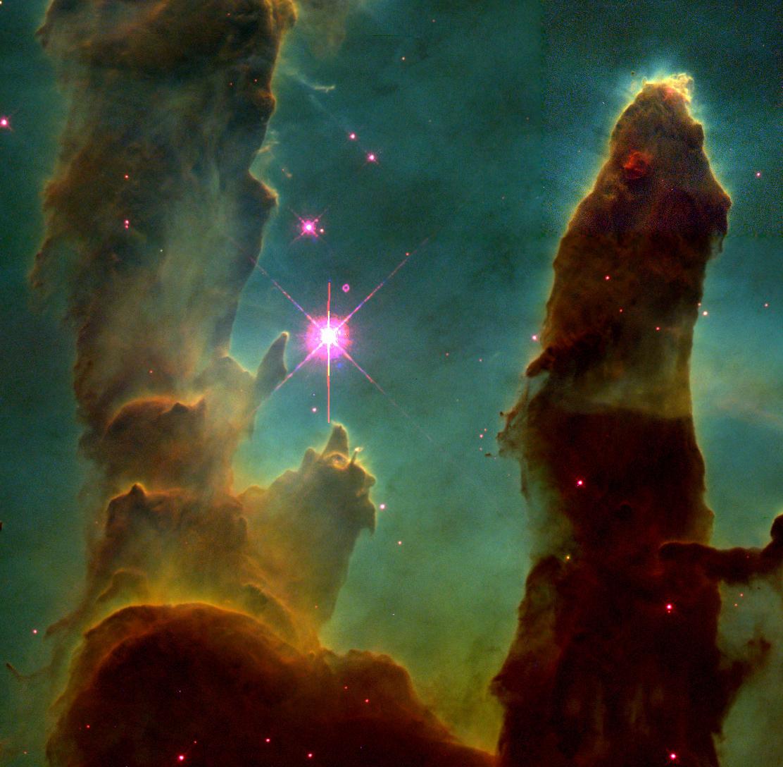 eagle nebula s - photo #38