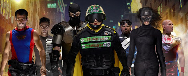 Superbohaterowie w naszej rzeczywistości
