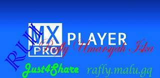 MX Player Pro v1.8.13 NEON [AC3/DTS] APK