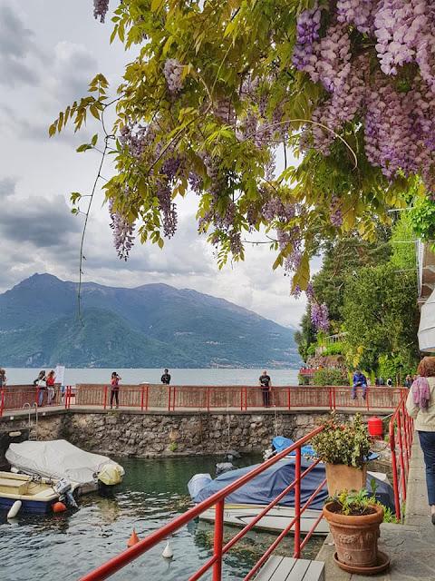 Varenna sul lago di Como