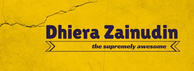 Dhiera Zainudin