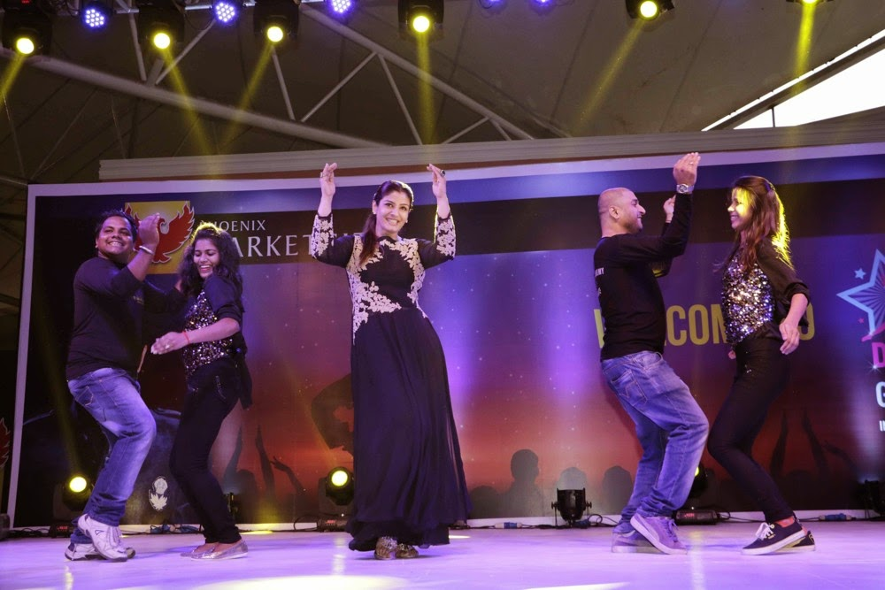 Raveena Tandon Inaugurates Second Edition Of India's Dance Week