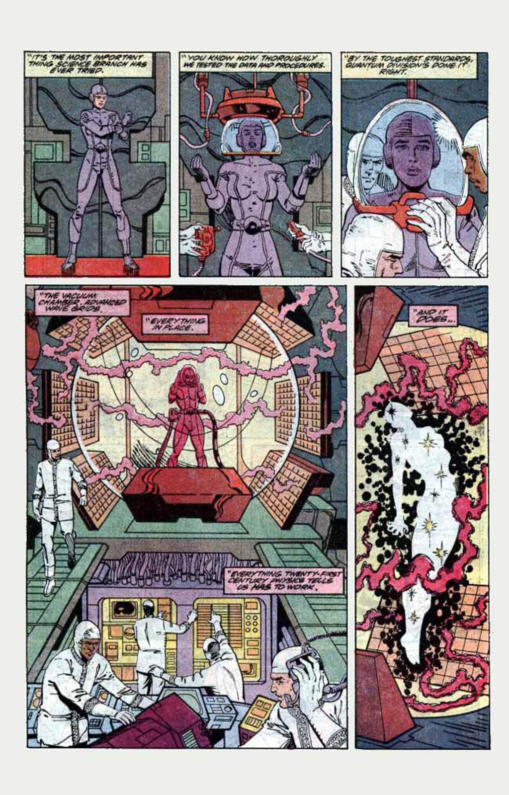 Read online Armageddon 2001 comic -  Issue #1 - 36