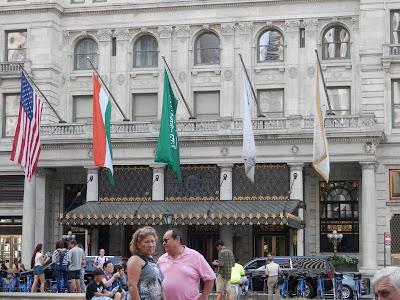 Hôtel Plaza 5ème avenue
