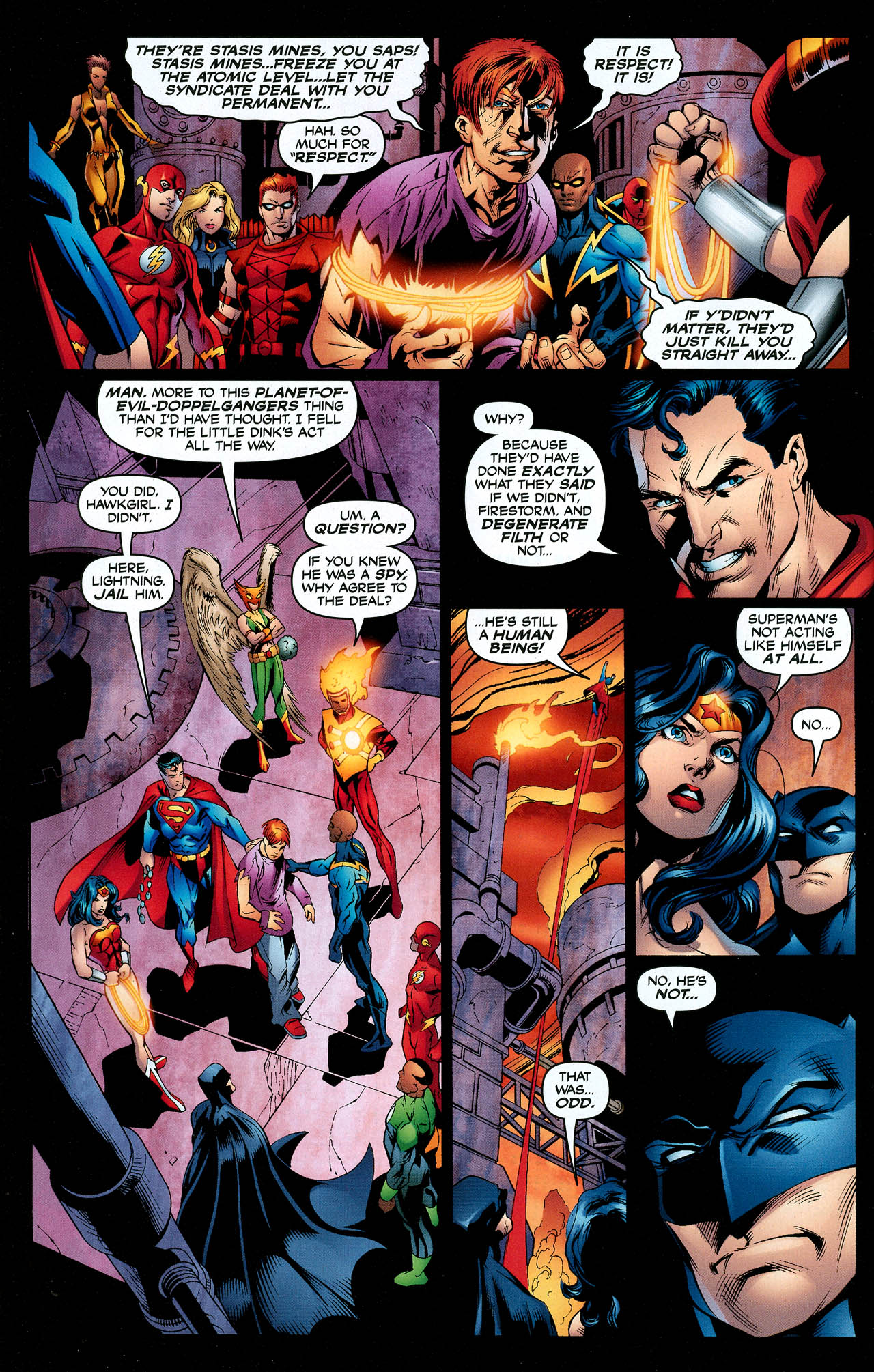 Read online Trinity (2008) comic -  Issue #11 - 9