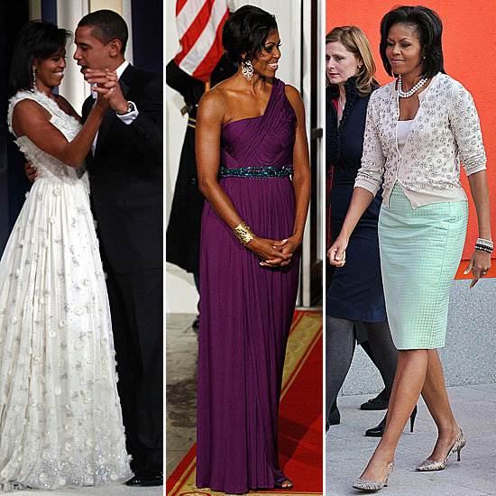 First Lady Of Fashion Michelle Obama