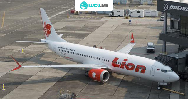 Pesawat Lion Air JT 610 Jatuh di Perairan Karawang, Ini Video Penampakan Puing-puingnya