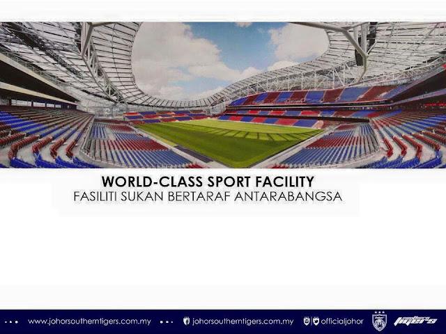 Stadium Baru JDT 1