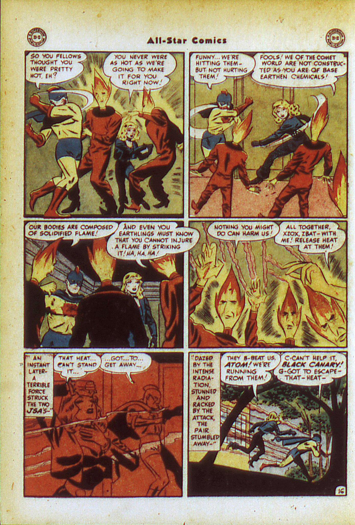 Read online All-Star Comics comic -  Issue #49 - 20