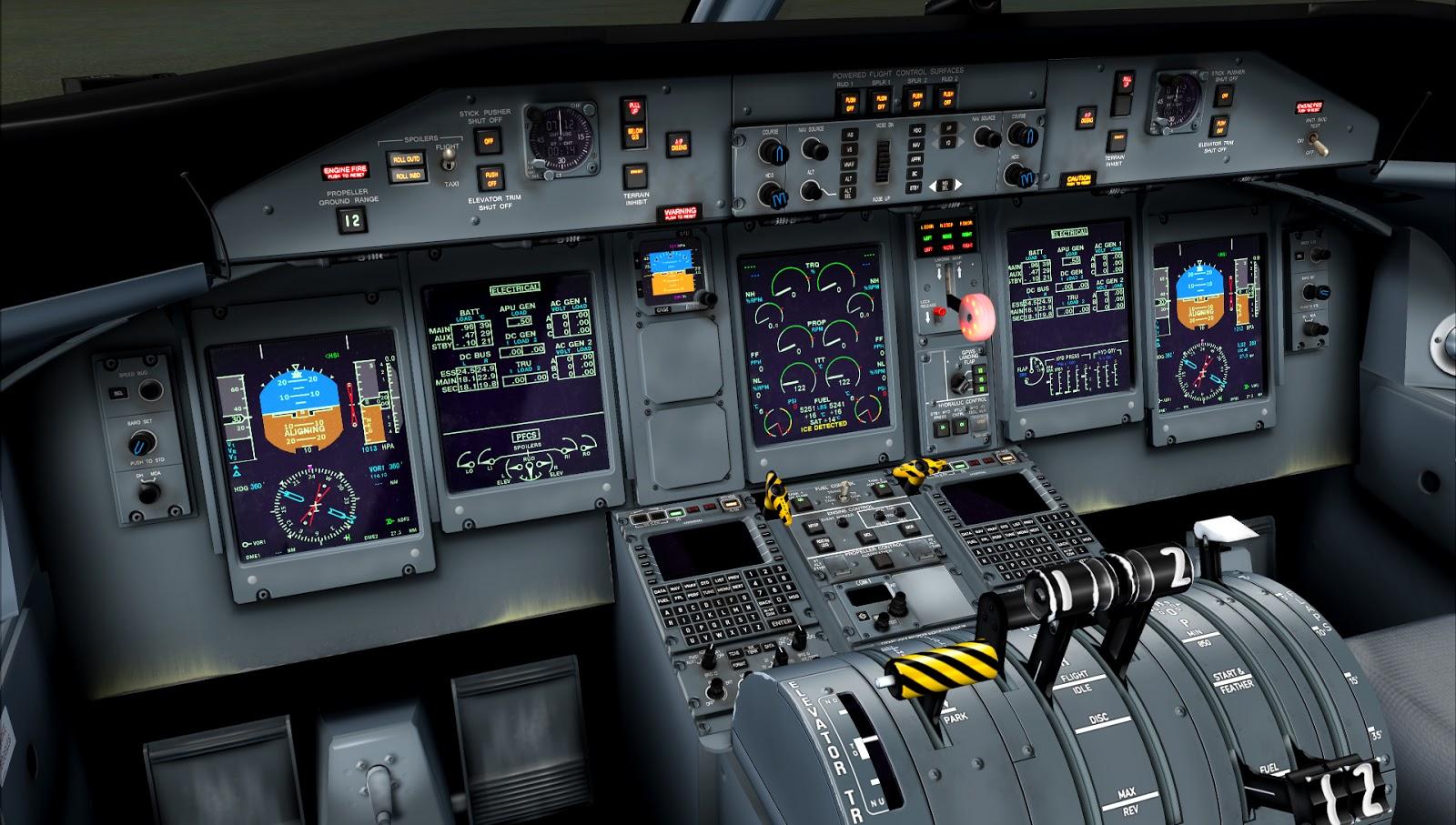 Fjs Q400 Fmc