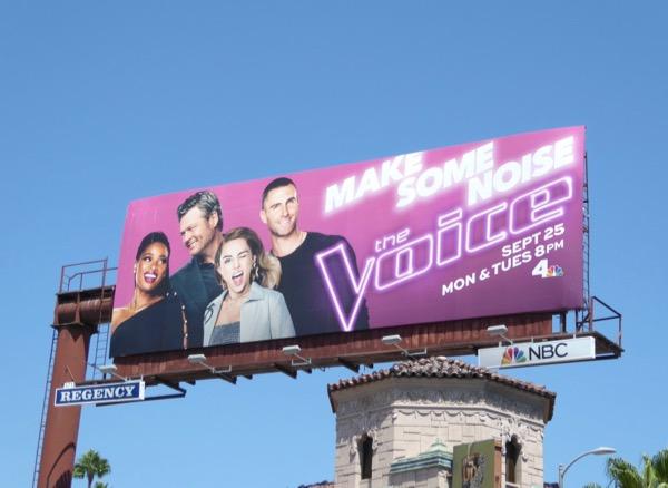 Voice season 13 billboard