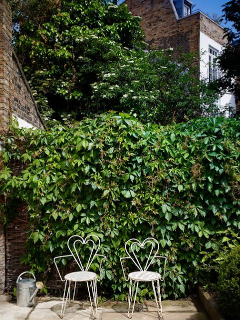 Simone Rocha's garden