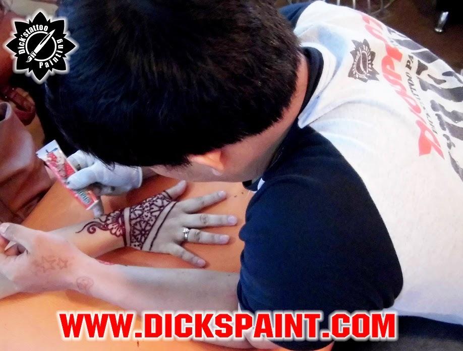 henna jakarta