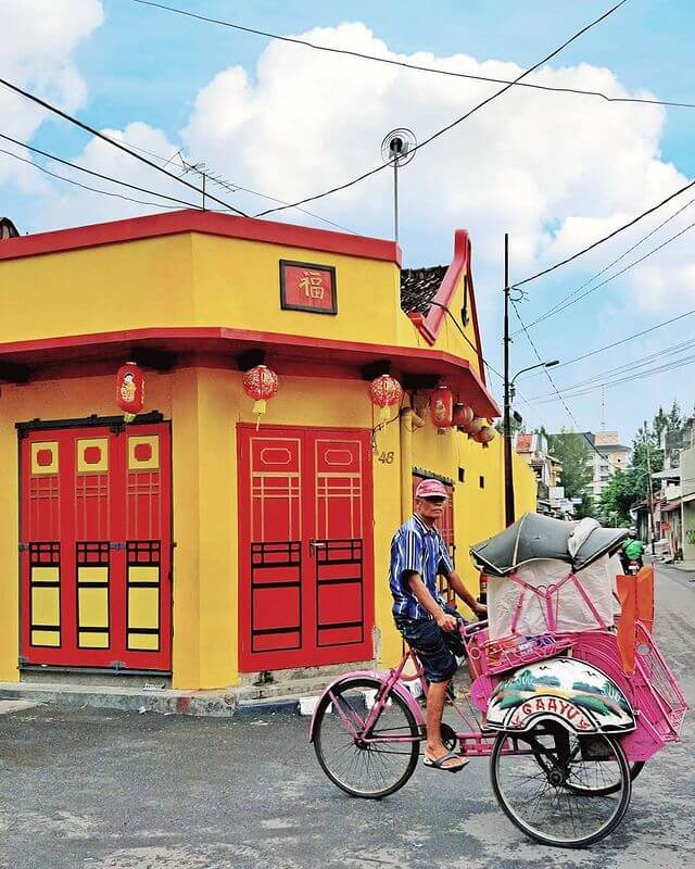 Kampung Ketandan, Jogja - Foto Instagram rameliavitra